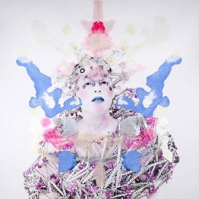 Kimiko Yoshida, 'RorschachYoshida XCVI (Venus)', 2018