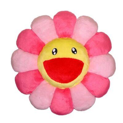 Takashi Murakami, 'Flower Cushion 60 cm (Pink), 2020', 2020