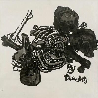 Yang Jiechang 杨诘苍, 'My Teachers', 2002