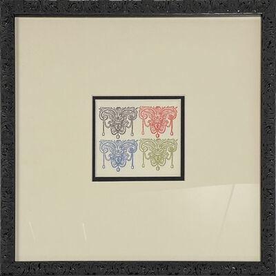 Leonard Baskin, 'Cul de Lampe Plate No. 20', 1968