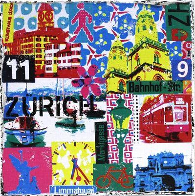 Marion Duschletta, 'Zurich 11', 2013