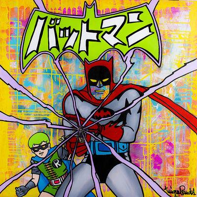 Miguel Paredes, 'Batman & Robin Japan', 2018
