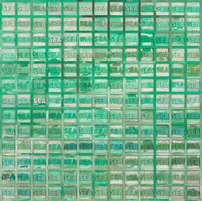 Joe Tilson RA, 'Sea Mantra', 1971-1972