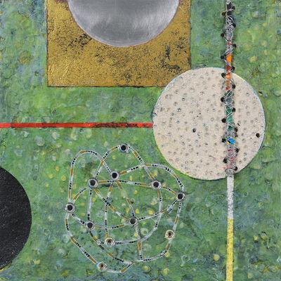 Francie Hester, 'Crossing Lines #5', 2020