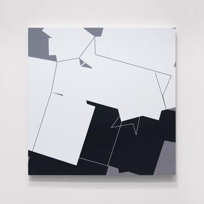 Manfred Mohr, 'P1414_14046', 2011