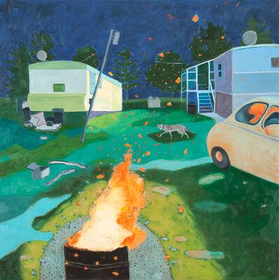 Lindy Chambers, 'Burning Embers', 2018