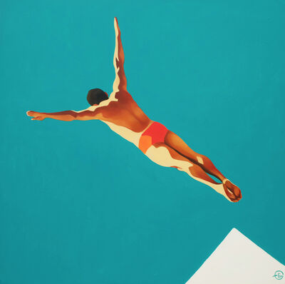 Emilie Arnoux, 'Fly', 2020