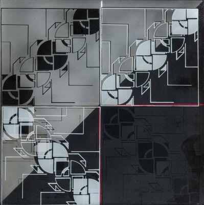 Giovanni Campus, 'Struttura modulare', 1974