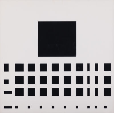 Aurelie Nemours, 'Translation', 1968-1973