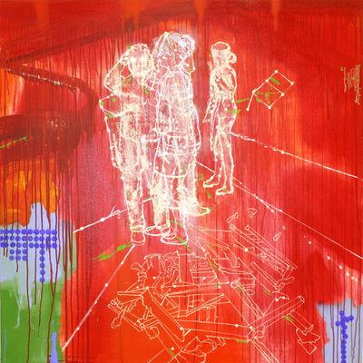 Jon Cattapan, 'The stack', 2013