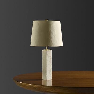T.H. Robsjohn-Gibbings, 'table lamp, model no. 303', c. 1969