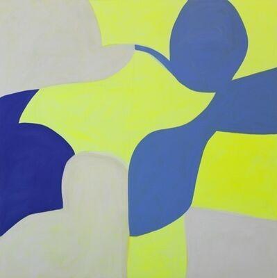 Marina Adams, 'Black sea conversing.......', 2012