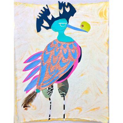 Miles Purvis, 'A Bird Named Parasol ', 2017
