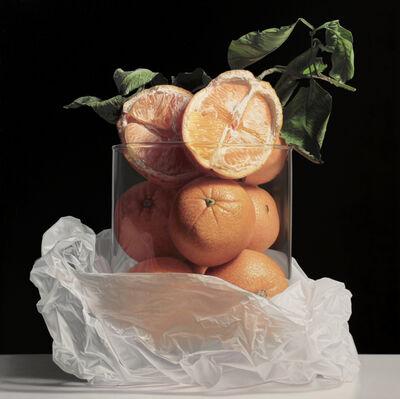 Adolfo G. Bigioni, 'Le arance e il vetro', 2020
