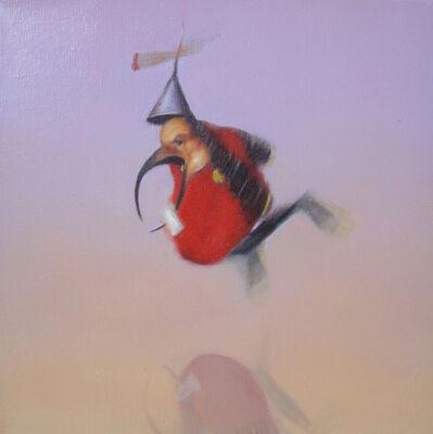 Antoine Roegiers, 'Le Messager du Diable, série II (2)', 2008