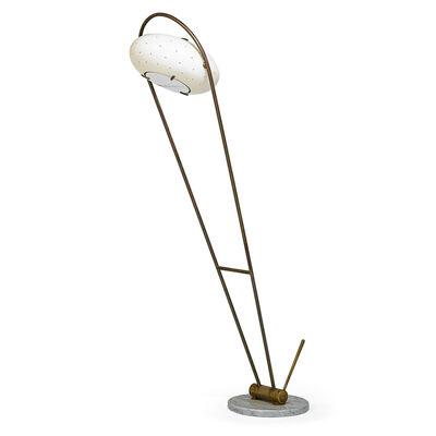 Attributed to Angelo Lelii, 'Adjustable Floor Lamp, Italy', 1950s