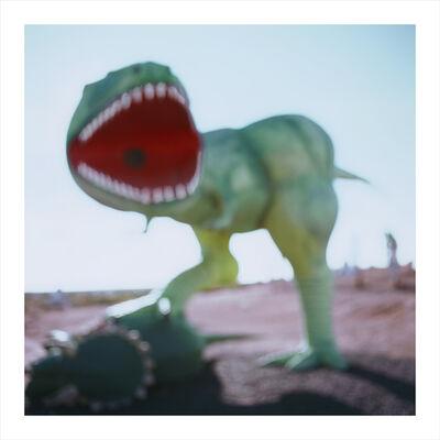 John Huggins, 'Dinosaur, Arizona, ed. of 23', 2014