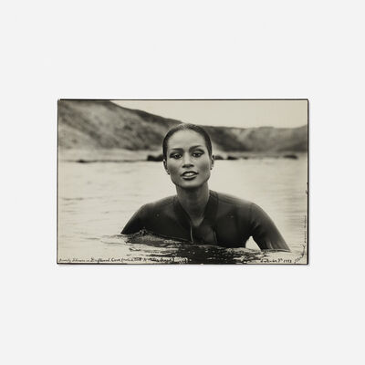 Peter Beard, 'Beverly Johnson', 1973
