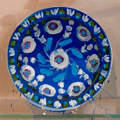 Jan De Vliegher, 'Iznik, blue ground', 2012