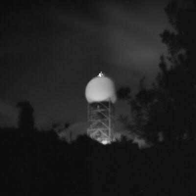 Teresa Kirby Smith, 'Cooper's Island, Doppler Dome Beneath the Perigee Full Moon',  2015