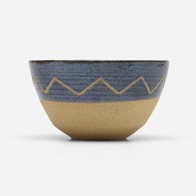 Loloma Pottery, 'bowl', c. 1954