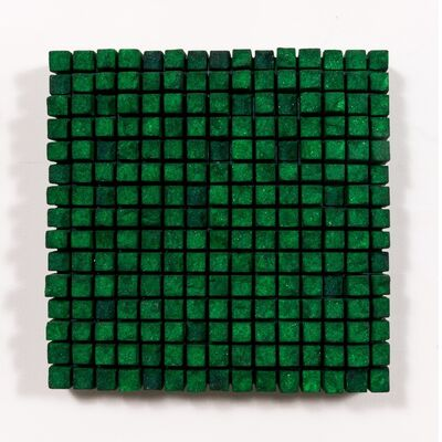 Dieter Kraenzlein, 'Untitled (Green)', 2015