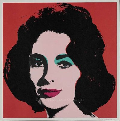 Andy Warhol, 'Liz, 1964 (#7)', 1964