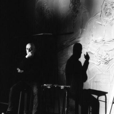 Jeannette Montgomery Barron, 'Leon Golub, NYC', 1985