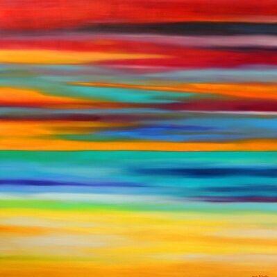 Mary Johnston, 'Striations', ca. 2015