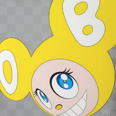Takashi Murakami, 'AND THEN, AND THEN, AND THEN, AND THEN, AND THEN, YELLOW', 1999