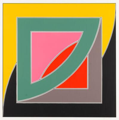 Frank Stella, 'Referendum '70', 1970