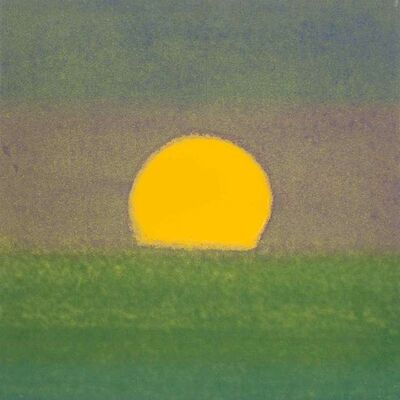 Andy Warhol, 'SUNSET (F./S. II.85-88)', 1972