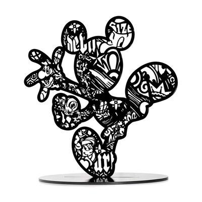 Speedy Graphito, 'CALL ME MICK - BLACK EDITION | 130', 2018
