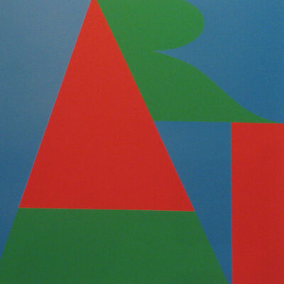 Robert Indiana, 'On the Bowery (Untitled)', 1971