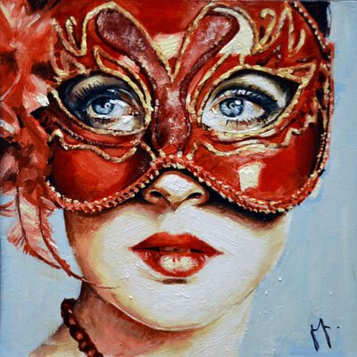 Jon Jones, ' Mascara De Carnaval', 2016