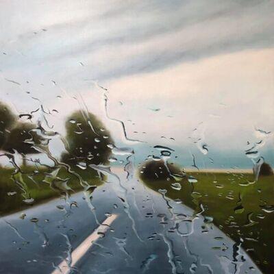 Steen Larsen, 'Spring Rain', 2020