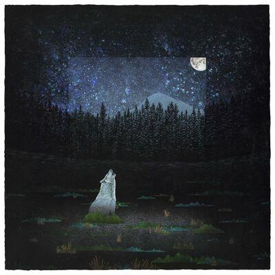 HU Chau-Tsung, 'Surrounded by Boundaries - The Moon', 2016