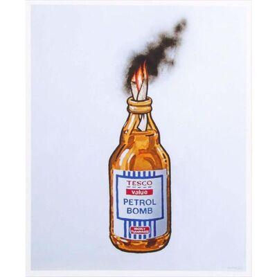 Banksy, 'Petrol Bomb ', 2000