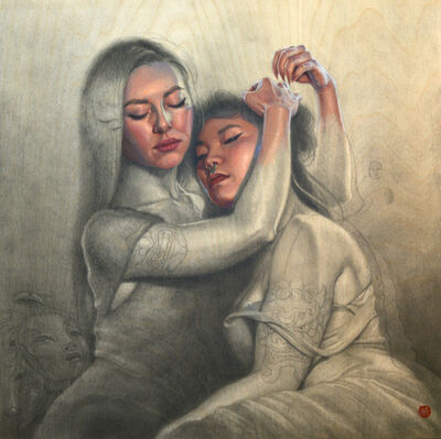 Mandy Tsung, 'Silence Will Close Behind Us'