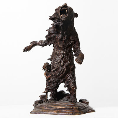 Hobbes Vincent, 'Her Bear', 2010