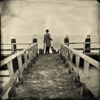 Alex Timmermans, 'Fleeing Brexit', 2019