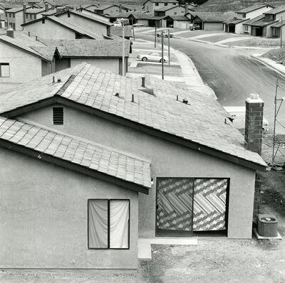 Joe Deal, 'Recently Occupied Home, Diamond Bar', 1980