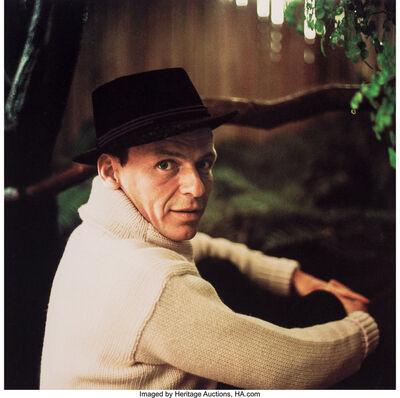 Milton H. Greene, 'Frank Sinatra', 1954