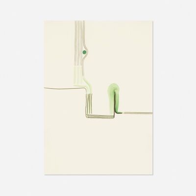 Tomma Abts, 'Untitled', 2003