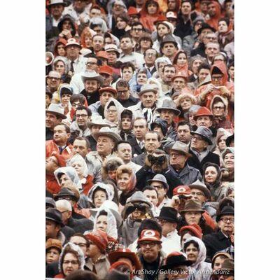 Art Shay, 'Find Waldo Nixon, Fayetteville, Arkansas, 1969', 2015
