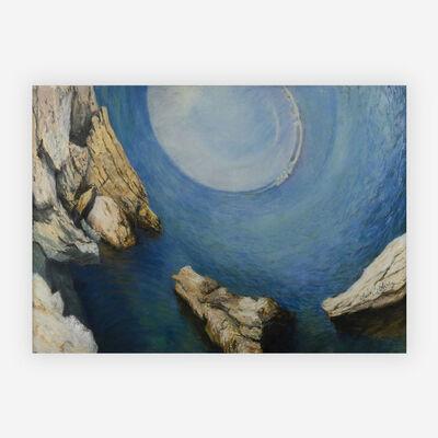 Olivier O. Olivier, 'Paysage avec Rochers', 1987