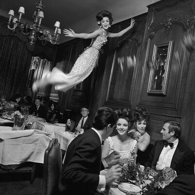 Melvin Sokolsky, 'Side Kick, Paris', 1965