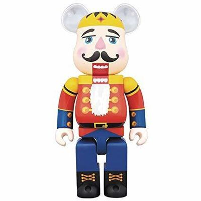 BE@RBRICK, 'DRX-Mas Nutcracker 1000% ', 2017