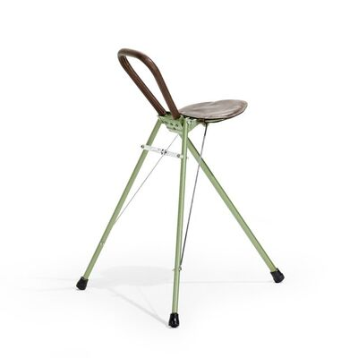 Gucci, 'Vintage Folding Stool', 20th century