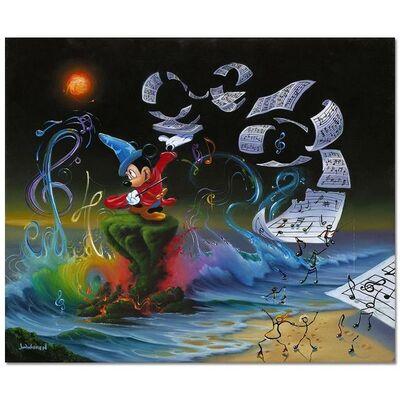 Jim Warren, 'Mickey the Composer', 1990-2020